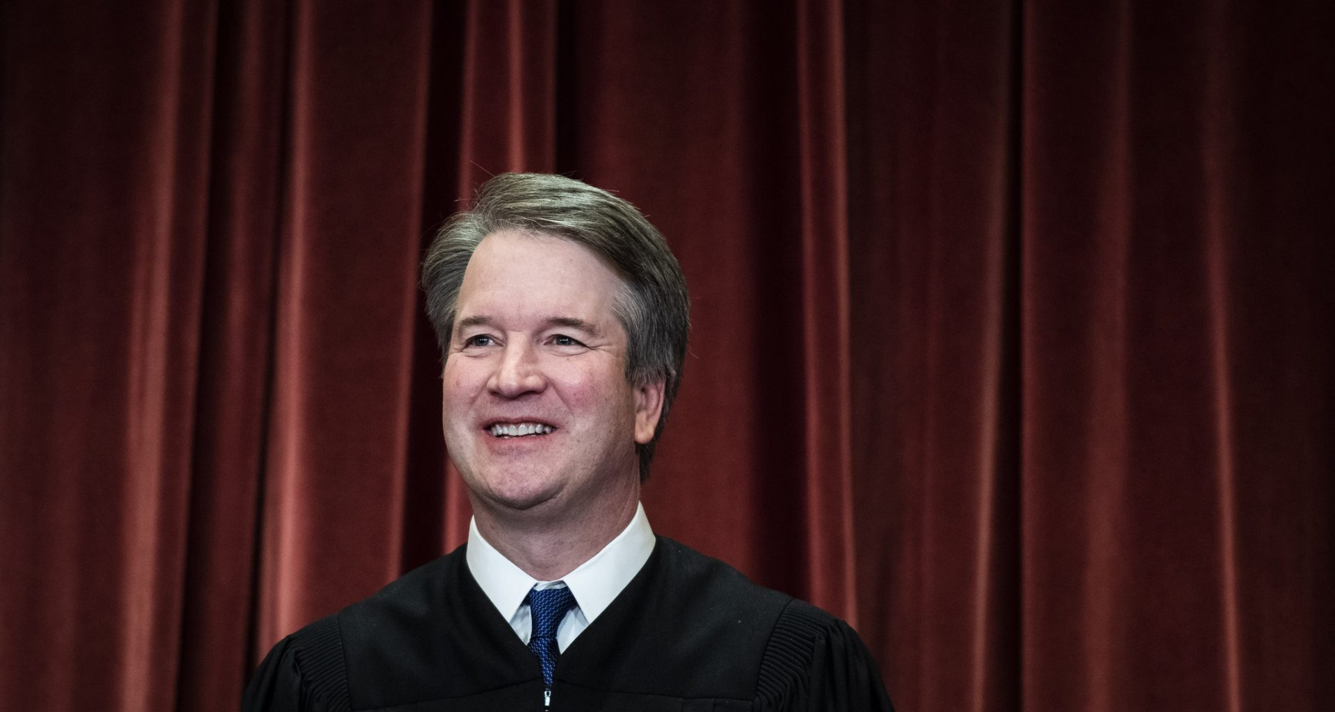 Breaking News About Justice Kavanaugh